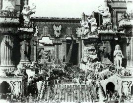 Нетерпимость, Intolerance, 1916