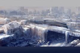 Сквозь снег, Snowpiercer, 2013