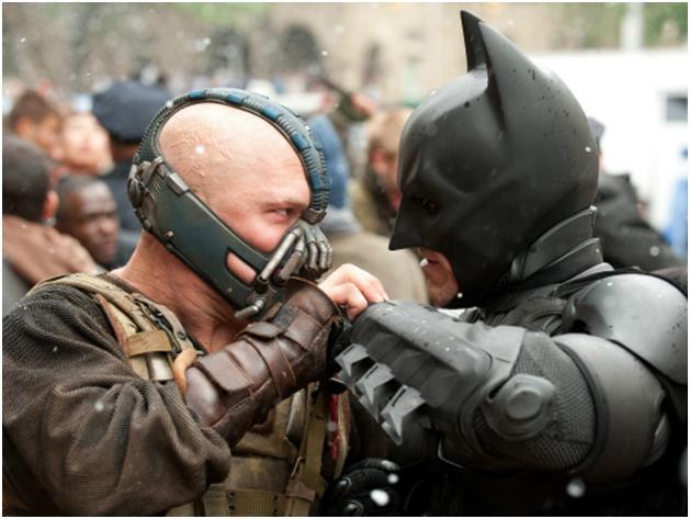 Темный рыцарь: Возрождение легенды, The Dark Knight Rises, 2012