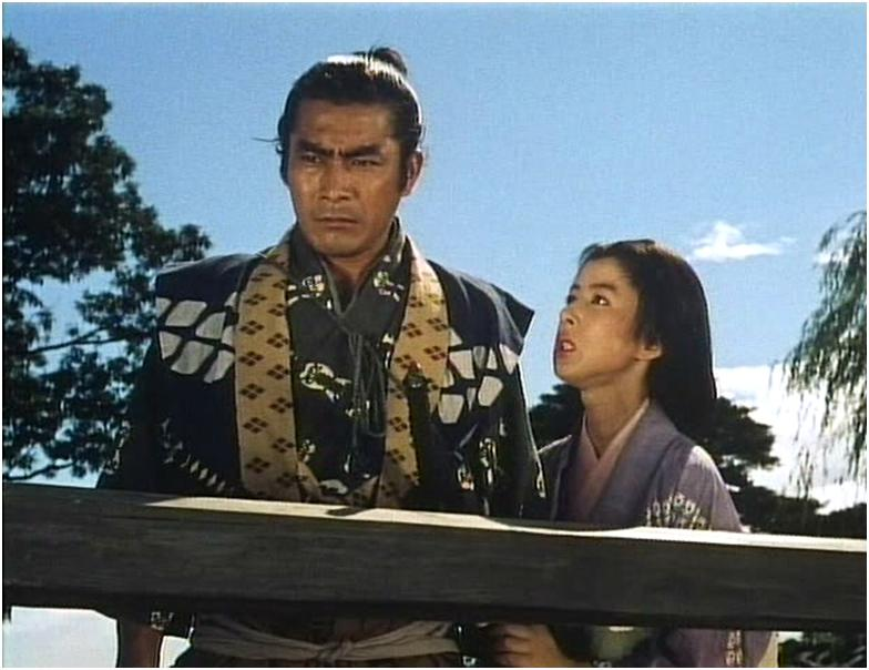 Самурай. Путь воина. Miyamoto Musashi, 1954