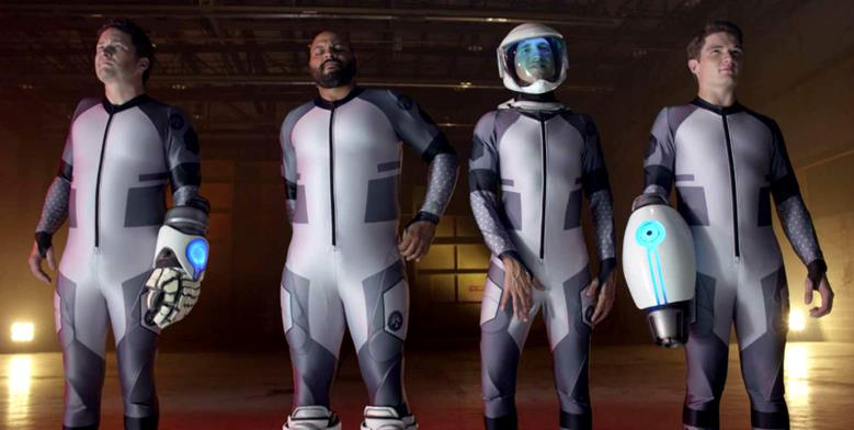 Лазерная команда, Lazer Team, 2015