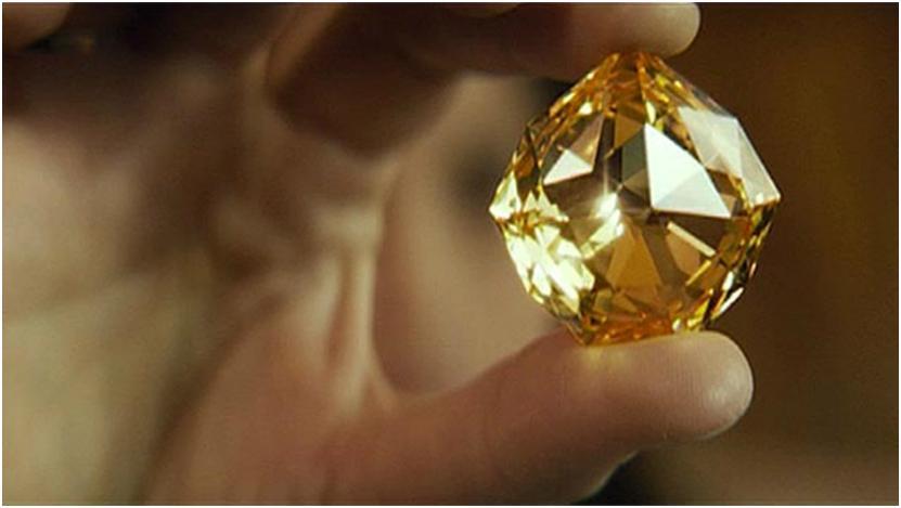 Последний бриллиант, Le dernier diamant, 2014