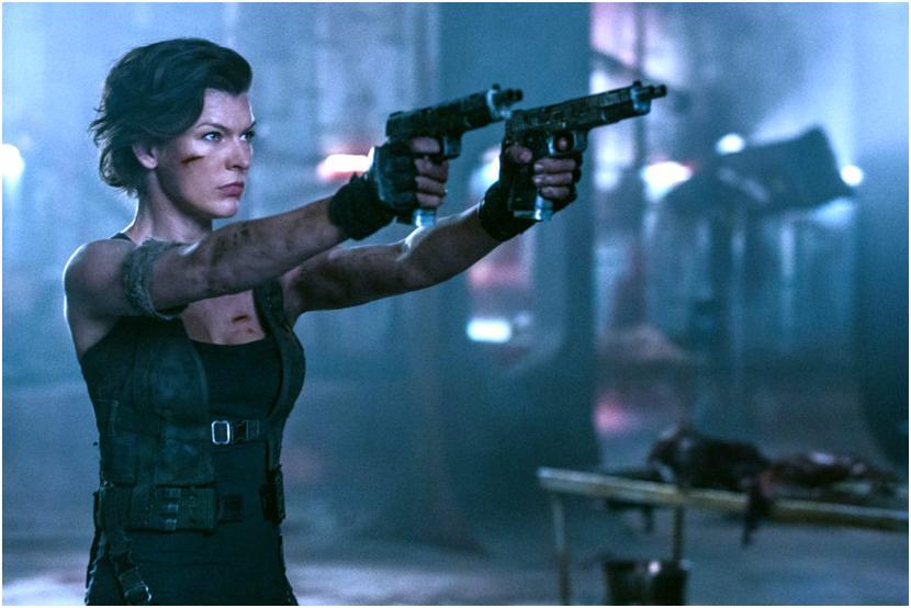 Обитель зла, Resident Evil