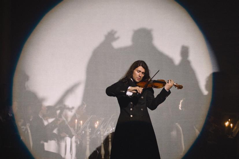 Паганини: Скрипач Дьявола, The Devil's Violinist, 2013