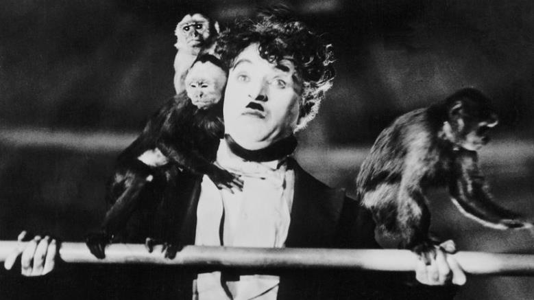 Цирк, The Circus, 1928