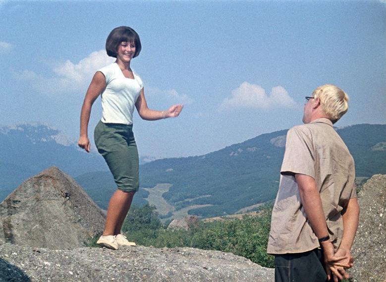 Кавказская пленница, или Новые приключения Шурика, 1966