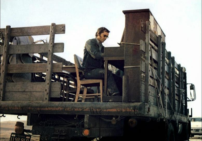 Пять легких пьес, Five Easy Pieces, 1970