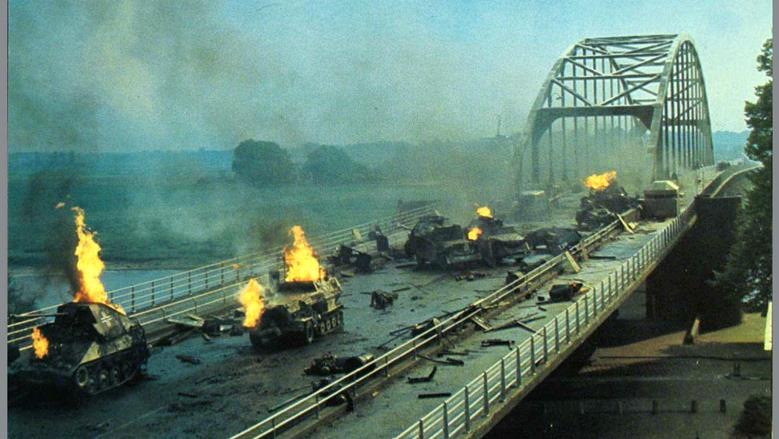 Мост слишком далеко, A Bridge Too Far, 1977