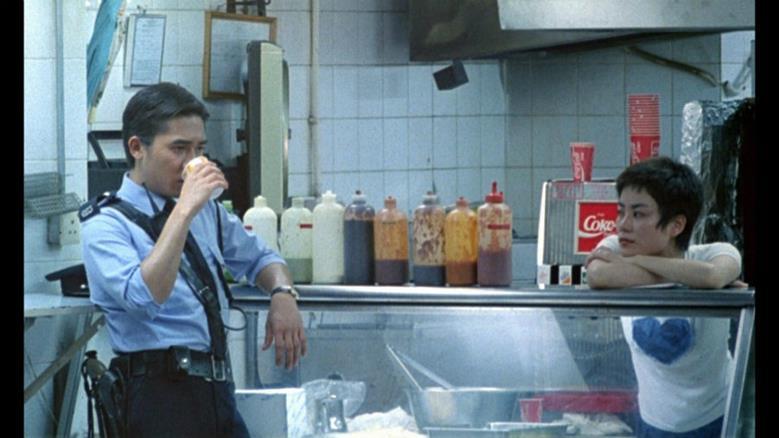 Чунгкингский экспресс, Chung Hing sam lam, 1994
