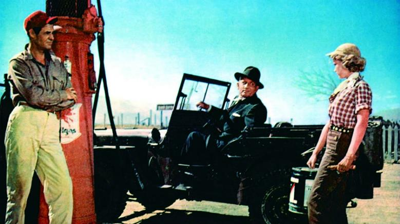 Плохой день в Блэк Роке, Bad Day at Black Rock, 1955