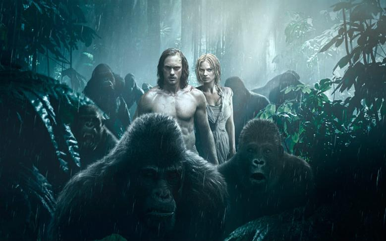 Тарзан. Легенда, The Legend of Tarzan, 2016