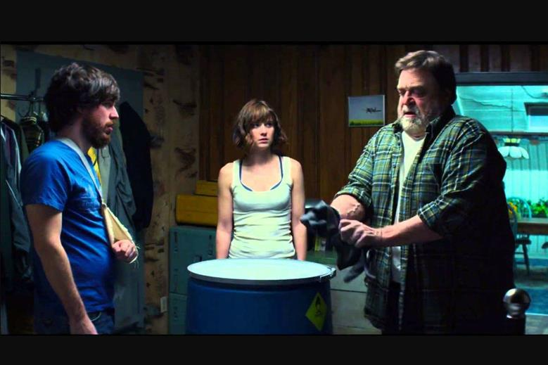 Кловерфилд 10, 10 Cloverfield Lane, 2016