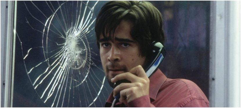 Телефонная будка, Phone Booth, 2002