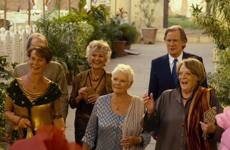 Отель «Мэриголд». Заселение продолжается. The Second Best Exotic Marigold Hotel. 2015