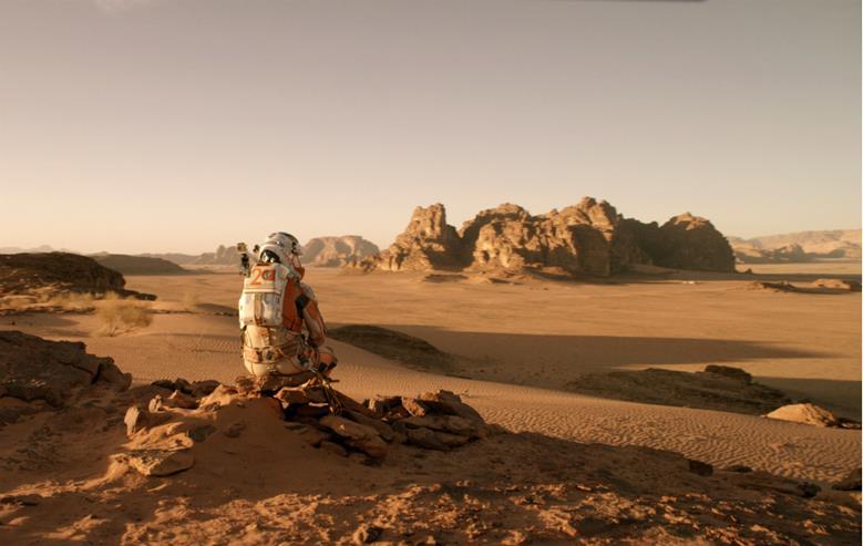 Марсианин, The Martian, 2015